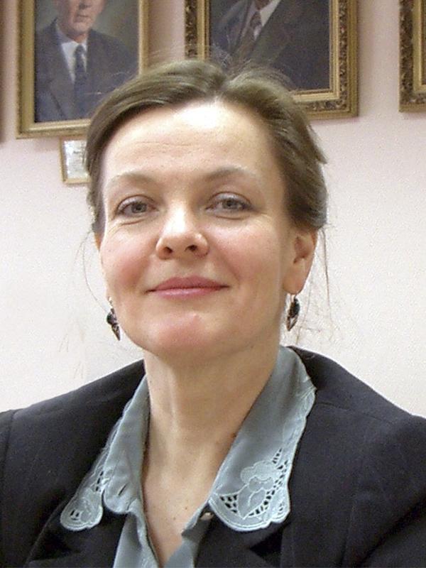Панова Светлана Анатольевна