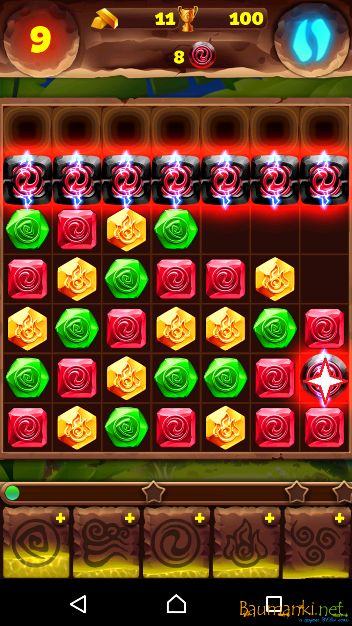 Пройти 408 игре планета самоцветов