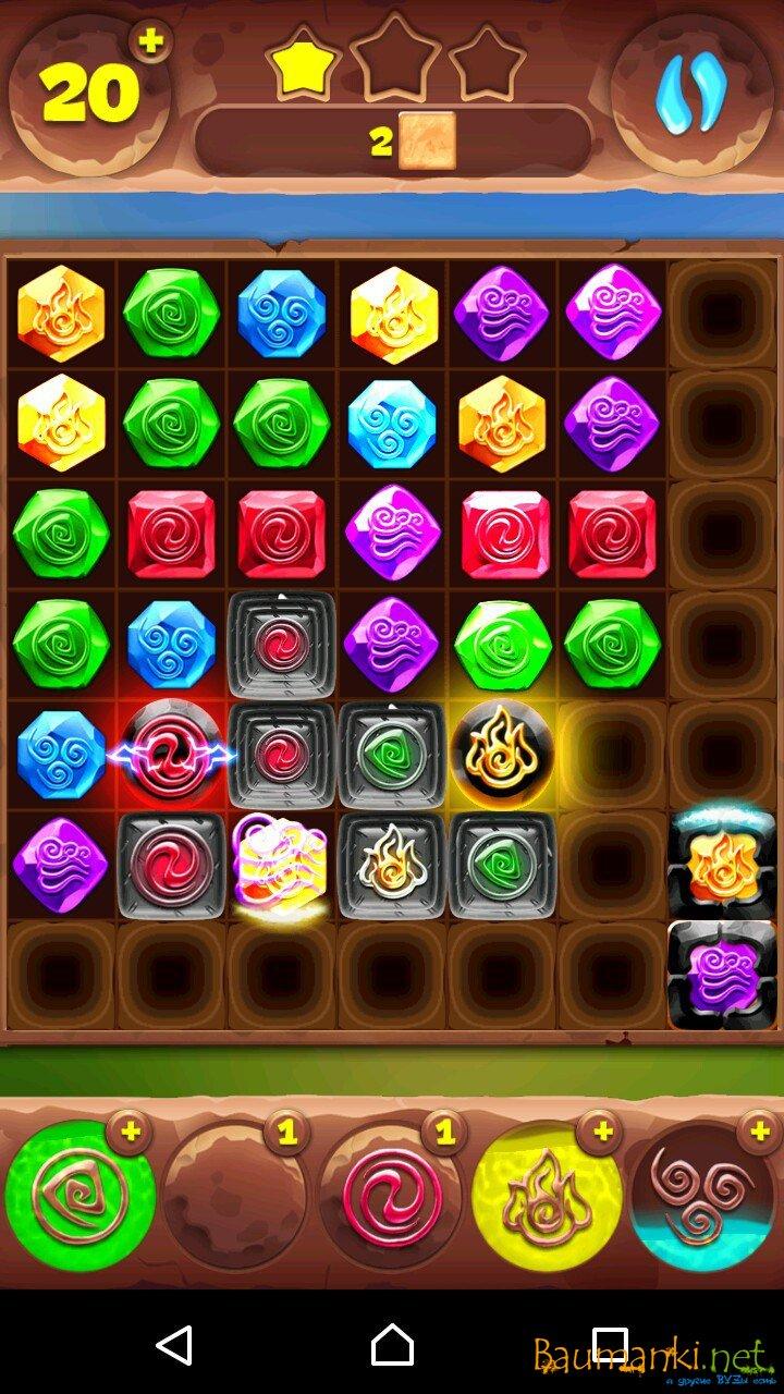 Как пройти 512 уровень в игре самоцветы