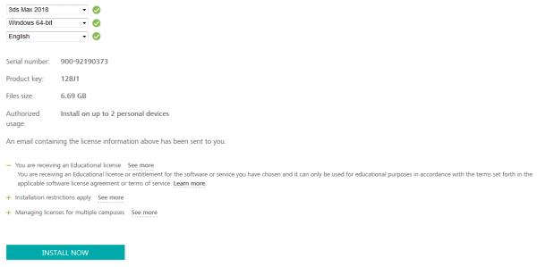 AutoCAD бесплатно для студентов и преподавателей