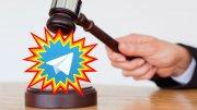 Telegram оштрафован на 800 тыс. рублей и другие новости 64 недели 2017