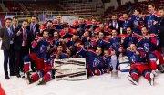 Российские студенты - чемпионы мира по хоккею и другие новости студенческого спорта